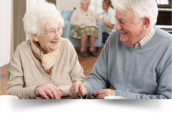 Skyvell in der Altenpflege